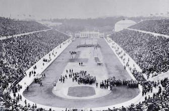Η αναβίωση των πρώτων Ολυμπιακών Αγώνων 125 χρόνια μετά (Vid)