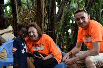 Kenya's Report - Μyles Edwards: «Το Ίτεν στην Κένυα με έκανε καλύτερο δρομέα αλλά κυρίως... καλύτερο άνθρωπο»