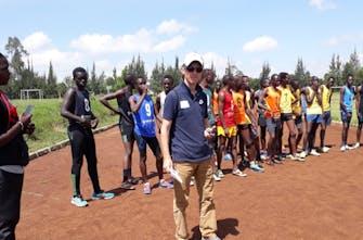 Kenya's Report - Συνέντευξη: Ο Ολλανδός δρομέας που άφησε τα πάντα πίσω του για την προπονητική «μαγεία» της Κένυας (Μέρος Α΄)