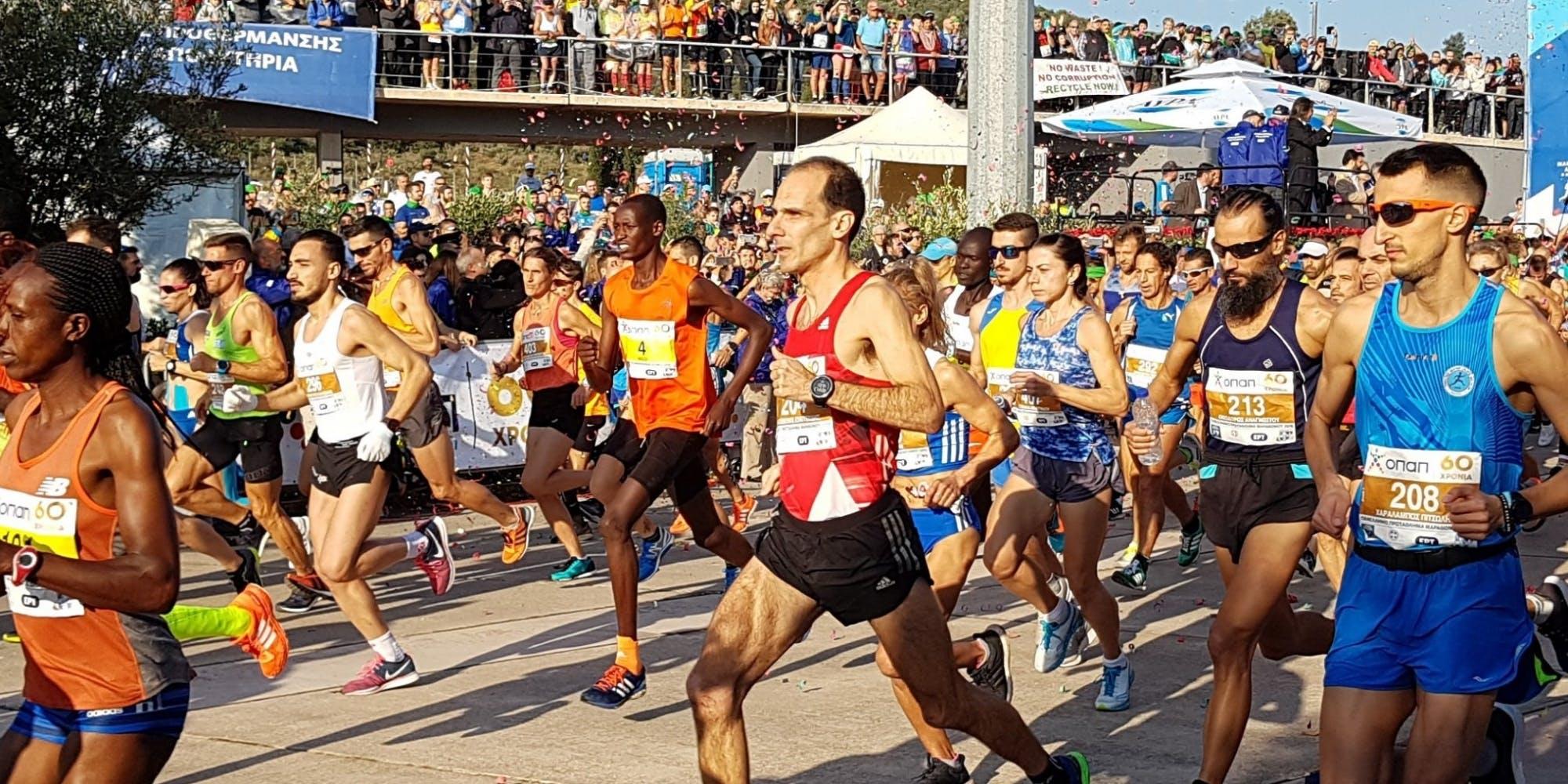 Τι καθορίζει την επίδοση στο Μαραθώνιο - Σε ποιο χιλιόμετρο του αγώνα έρχονται τα δύσκολα σύμφωνα με την προετοιμασία σου