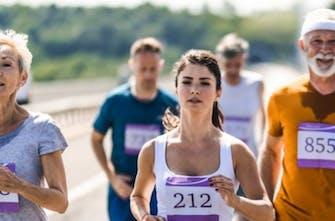 Ερευνητές: «Τρέξτε έστω ένα Μαραθώνιο και οι αρτηρίες σας θα γίνουν 4 χρόνια νεότερες!»