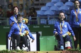 Παραολυμπιακοί Αγώνες: Στα ημιτελικά BC3 στο μπότσια η Ελλάδα