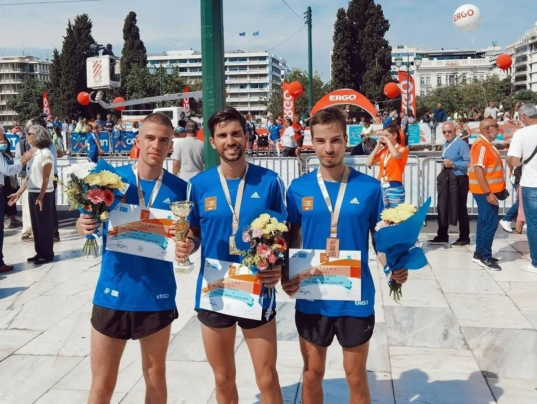 9ος Ημιμαραθώνιος Αθήνας – 5 χιλιόμετρα: Μεγάλοι νικητές Σταμούλης και Παπαδημάτου!!
