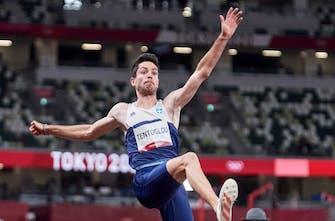 Χρυσός Ολυμπιονίκης ο Μίλτος Τεντόγλου με άλμα στα 8.41μ. (vid)