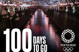 Στην τελική ευθεία η αντίστροφη χρονομέτρηση για τους Ολυμπιακούς στο Τόκιο