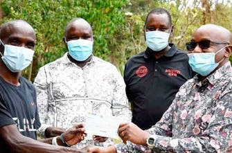 Mόλις 1.140 δολάρια για οικονομική στήριξη στον Κipchoge και σε 7 ακόμη Κενυάτες παγκόσμιας κλάσης