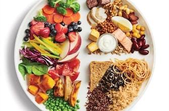 Πως μπορούμε να «χτίσουμε» σωστά και ισορροπημένα το καθημερινό πιάτο μας;