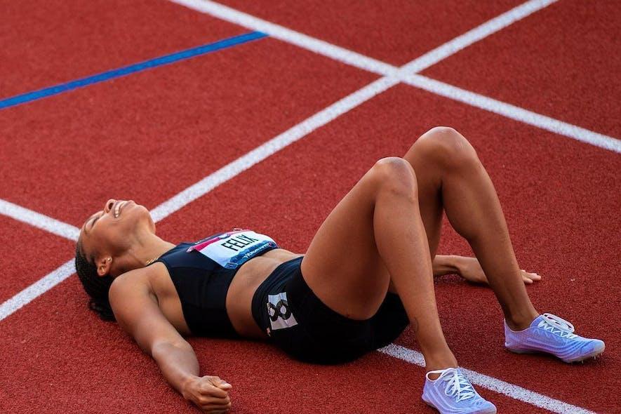 Για 5η φορά σε Ολυμπιακούς Αγώνες η 35χρονη κάτοχος 9 μεταλλίων Allyson Felix!