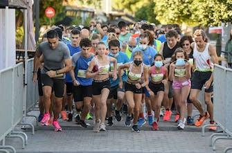 Ρεκόρ διαδρομής ο Αλεξανδρόπουλος στον Ημιμαραθώνιο «Στα ίχνη της Ιεράς Οδού»