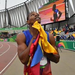 Δολοφονήθηκε ο χάλκινος παγκόσμιος πρωταθλητής στα 200 μέτρα το 2019, Alex Quinonez!