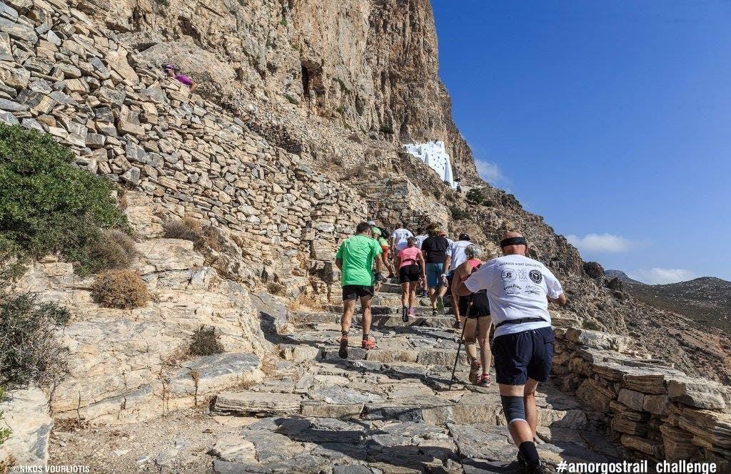 Amorgos Trail Challenge: Mathisen και Κυριαζάκος οι νικητές της διοργάνωσης