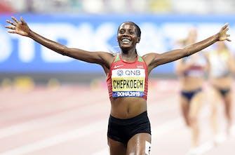 Παγκόσμιο ρεκόρ με 14:43 για τη Beatrice Chepkoech στα 5χλμ στο Μονακό!