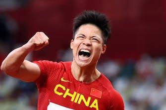 Ο Κινέζος Bingtian Su ξεχώρισε στα ημιτελικά των 100μ. ανδρών