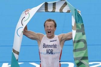 Τρίαθλο: Το χρυσό μετάλλιο με 29:34 στα 10 χιλιόμετρα ο Blummenfelt