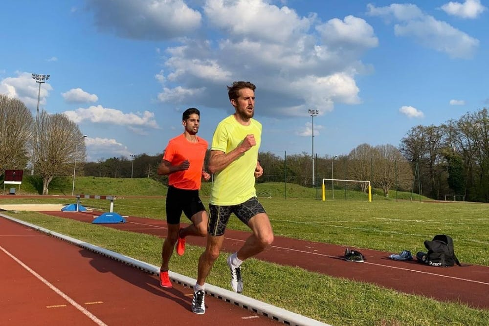 Insight View: Interval ενόψει του πρωταθλήματος των 10.000 μέτρων για τον Γάλλο F. Carvalho (Vid)