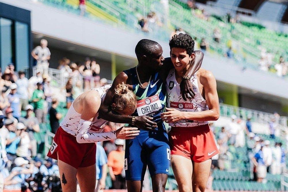 Ολυμπιακά Trials ΗΠΑ: Πρώτος στα 5χλμ ο Paul Chelimo που αφιέρωσε τη νίκη του στον αδερφό του που «έφυγε» νωρίς