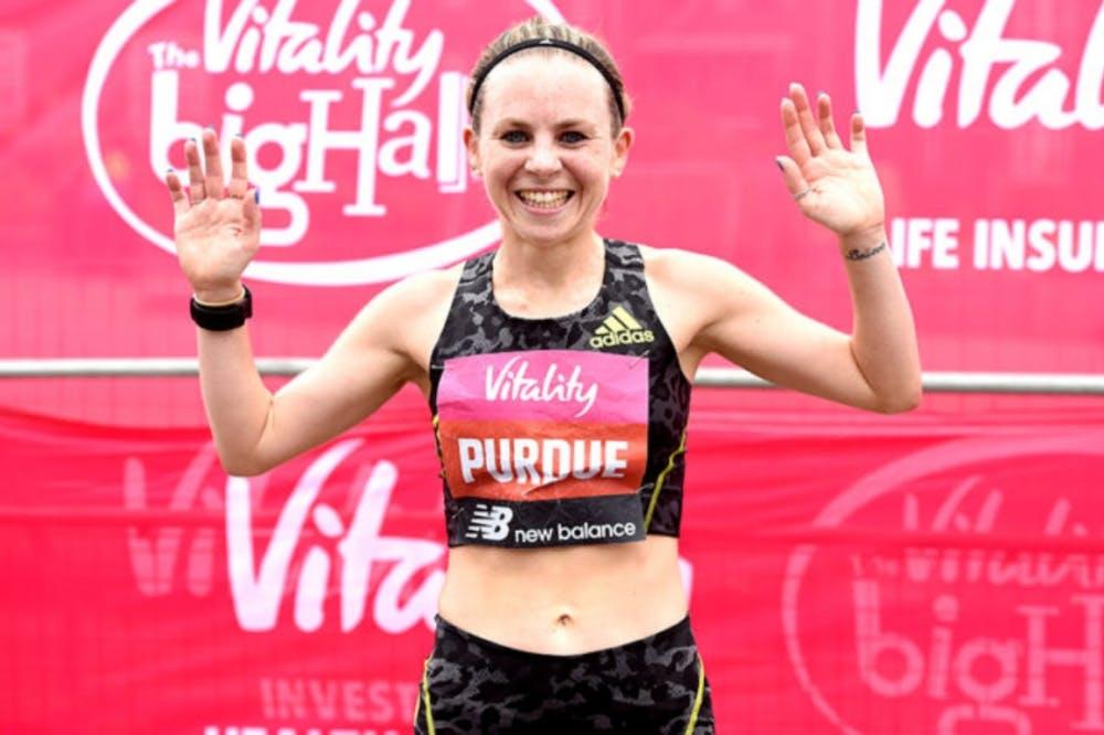 Ημιμαραθώνιος Big Half: Νικητές η Charlie Purdue και ο Jake Smith