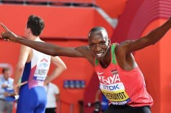 Στους Ολυμπιακούς Αγώνες την… τελευταία στιγμή ο Cheruiyot!