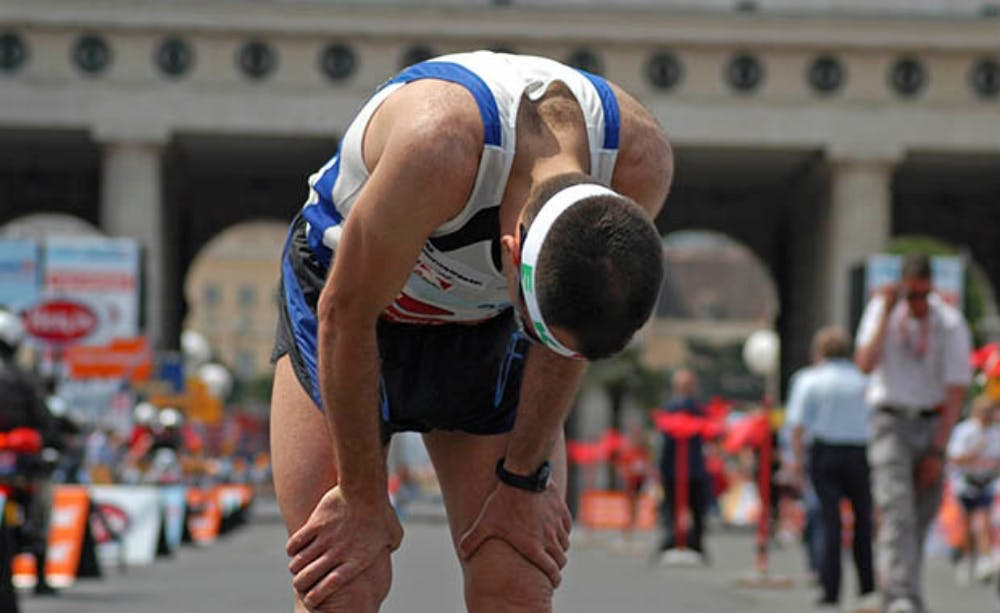 The Elite Athlete Paradox: Πως μπορεί να μας αρρωστήσει η συμμετοχή μας σε έναν μαραθώνιο
