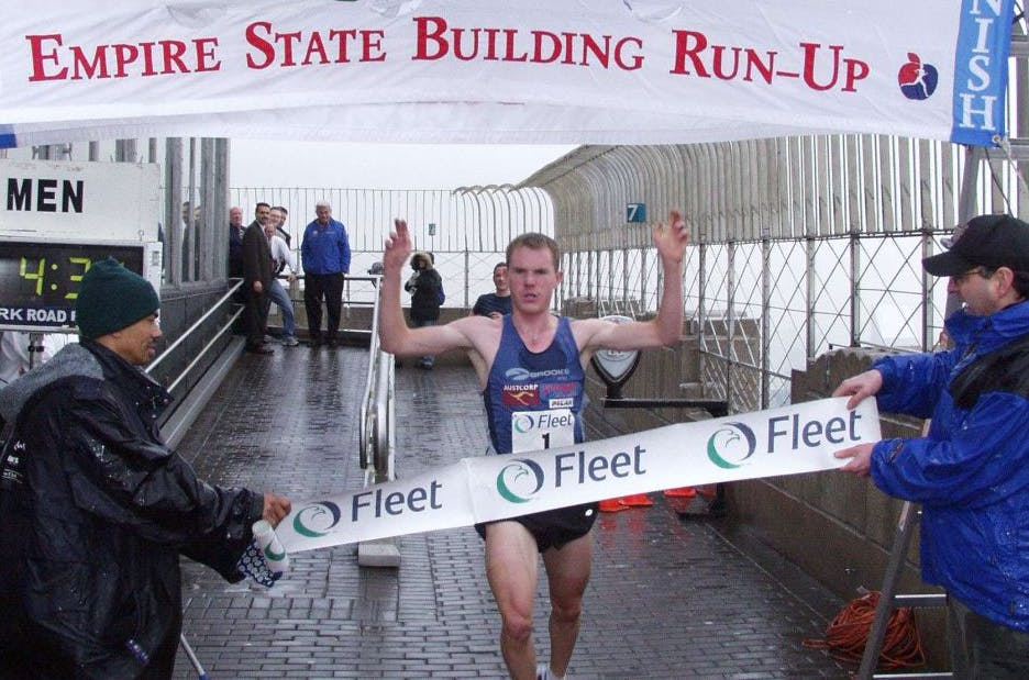 The Empire State Building Run Up: Τρέχοντας προς τα…πάνω