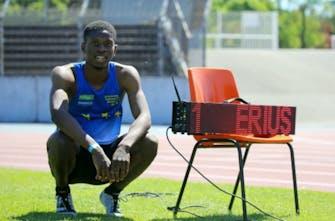 Απίθανο νέο πανευρωπαϊκό ρεκόρ στην κατηγορία U18  στα 100 μέτρα με χρόνο 10.29 από τον Erius! (Vid)