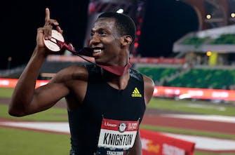 ΗΠΑ: Ο 17χρονος σπρίντερ που συγκρίνεται με τον Bolt!