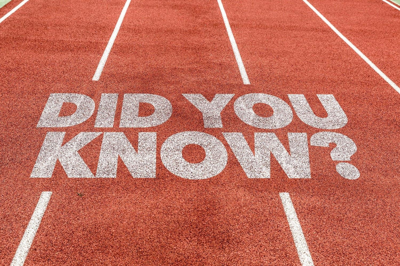 Eνδιαφέροντα και περίεργα facts για το τρέξιμο που ίσως δε γνώριζες