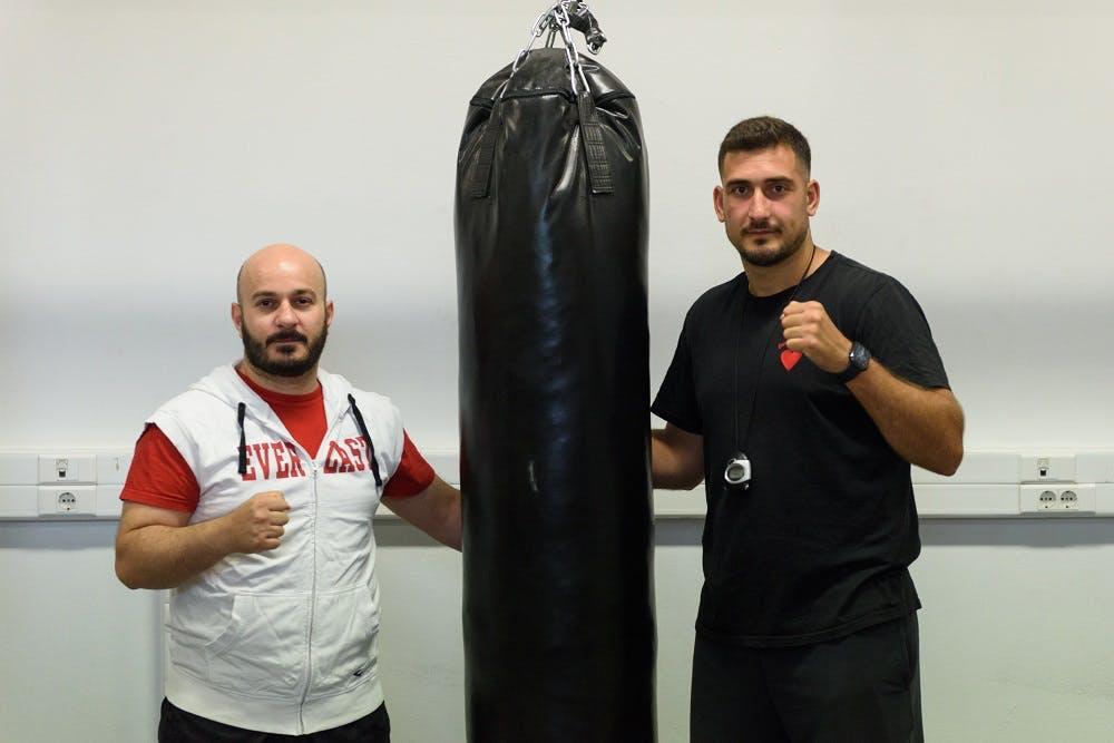 Hraklis Boxing Team: Συνδυασμός ταχύτητας, ενδυνάμωσης και φυσικής κατάστασης (Pics)