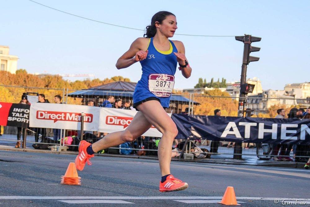 Εργαζόμενοι αθλητές από όλο τον κόσμο έτρεξαν στους δρόμους της Αθήνας