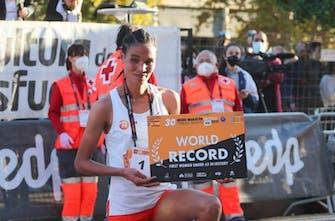 Απίστευτη Gidey: Παγκόσμιο ρεκόρ στον Ημιμαραθώνιο της Βαλένθια με 1:02:52- Νικητής ο Kipchumba!