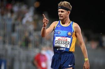 Μετά την μεγάλη ταλαιπωρία στο Γκέτεμποργκ πήγε στην Ισπανία και προκρίθηκε στους Ολυμπιακούς Αγώνες με εξαιρετικό χρόνο ο Gressier!