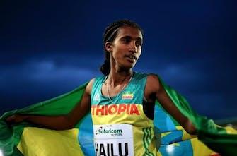 Μεγάλη νικήτρια στην Ισπανία η Hailu στα 5.000 μέτρα, άφησε πίσω της την Dibaba