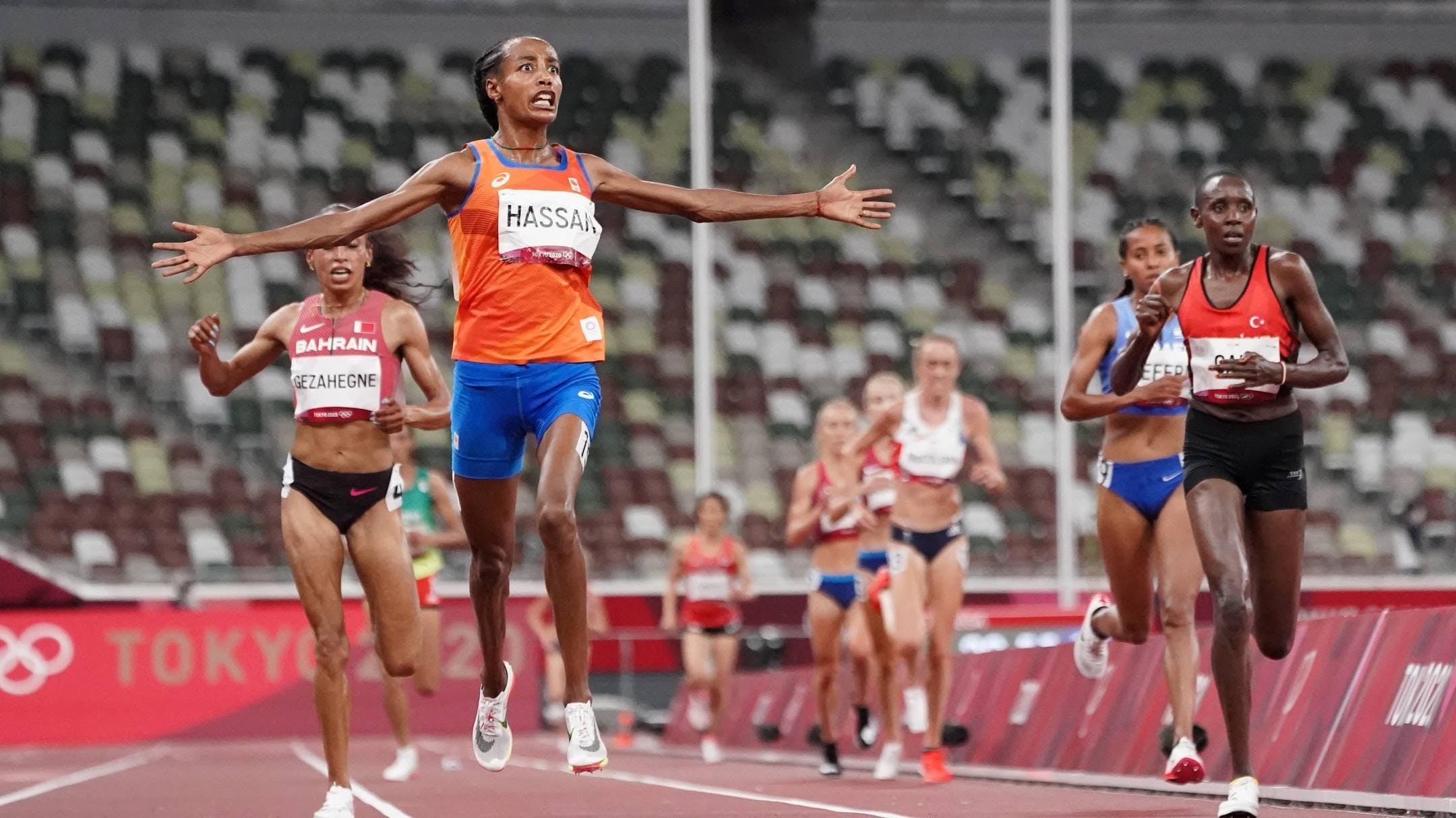 Η Sifan Hassan θα κυνηγήσει το παγκόσμιο ρεκόρ στα 5.000μ. στο Όρεγκον