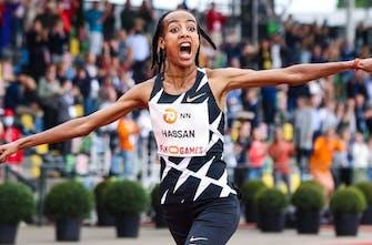 Απίστευτη «πρόκληση»: Η Hassan θα δοκιμάσει να τρέξει σε 6 αγώνες μέσα σε 9 ημέρες στο Τόκιο!