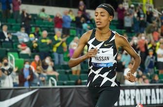 Δεν κατάφερε να σπάσει το παγκόσμιο ρεκόρ στα 5.000 μέτρα η Hassan