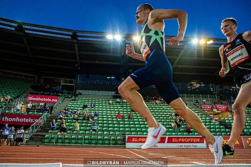 Έτρεξε το δεύτερο καλύτερο «5άρι» της καριέρας του ο Henrik Ingebrigtsen