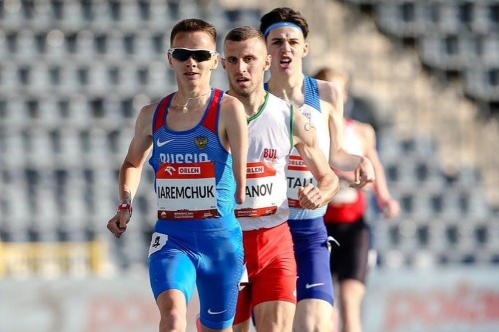 Η συναρπαστική ευθεία τερματισμού όπου ο Aleksandr Ιaremchuk πήρε τη νίκη και έκανε ρεκόρ διοργάνωσης στην κατηγορία Τ46! (Vid)