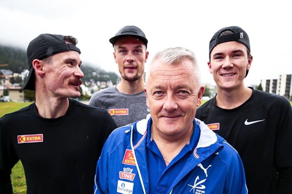 Gjert Ingebrigtsen: Παραδέχεται ότι «πειραματίστηκε» με τα αδέρφια του για να καταφέρει να επιτύχει με τον μικρότερο γιο