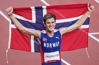 Ο δεκάλογος της επιτυχίας του Jakob Ingebrigtsen