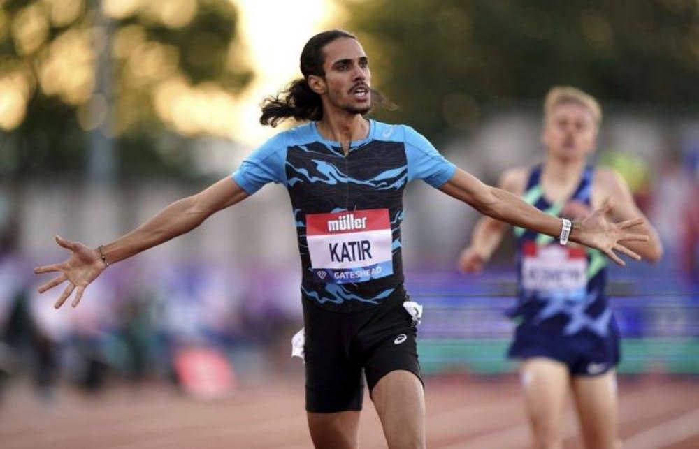 Εκπληκτικός με ρεκόρ Ισπανίας στα 3.000 μέτρα στο Diamond League o Katir