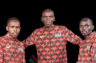 Με στόχο τα τρία μετάλλια στο Τόκιο οι τρεις κορυφαίοι Κενυάτες μαραθωνοδρόμοι