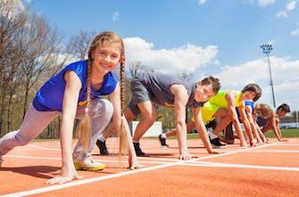 Ο κλασικός αθλητισμός μπήκε για τα καλά στη ζωή των παιδιών