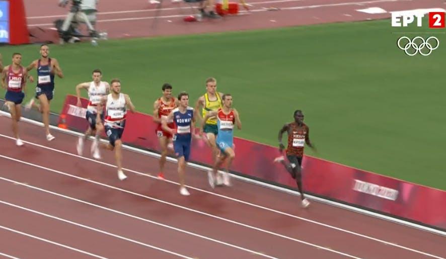 Δυνατές κούρσες στα ημιτελικά των 1500 μέτρα, εκτός τελικού ο Lewandowski!