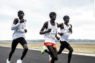 Αυτός είναι ο «λαγός» που θα οδηγήσει τον Βekele προς το Παγκόσμιο ρεκόρ