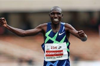 Εξωπραγματική επίδοση με 27:01 σε υψόμετρο 1.800 μέτρων - Ολοταχώς για ολυμπιακό μετάλλιο ο Κamworor στα 10.000 μέτρα