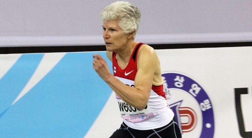 Η 67χρονη δρομέας που αναδείχθηκε αθλήτρια της δεκαετίας!
