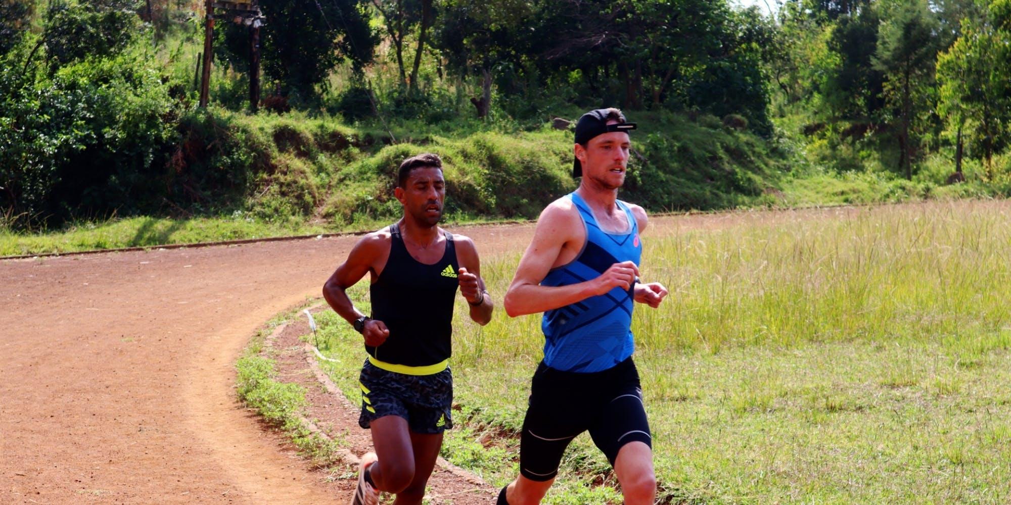 Kenya's Report: Το Runbeat στην προετοιμασία του Koen Naert για τους Ολυμπιακούς Αγώνες