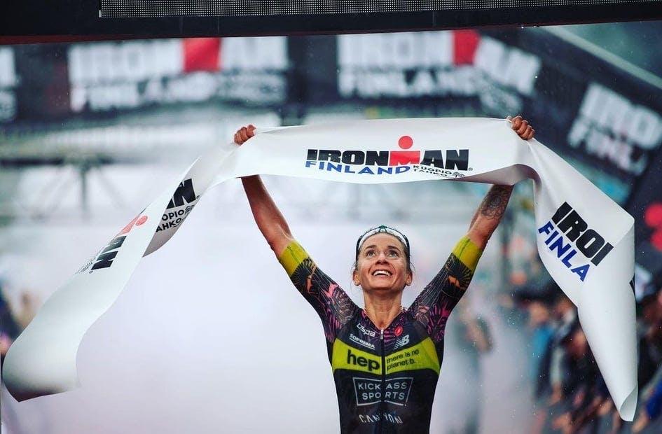 Πρωταθλήτρια Ευρώπης στο Ironman η φοβερή Laura Philipp