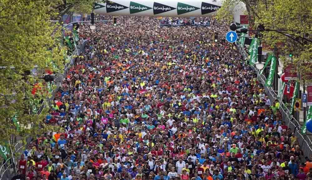 Τα μεγαλύτερα σε κόσμο running events όλων των εποχών