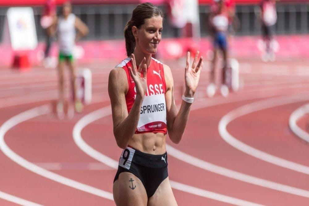 Τέλος στην πολυετή και επιτυχημένη καριέρα της έδωσε η Lea Sprunger